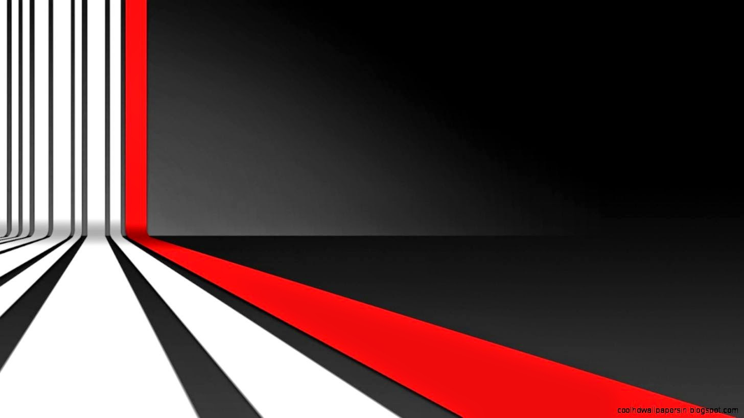 Red Black White Wallpaper Cool Hd Wallpapers