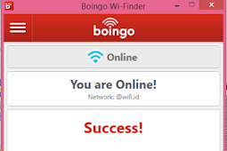 Akses Wifi.ID dengan Boingo Wi-Finder