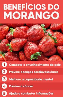Saúde com Morango