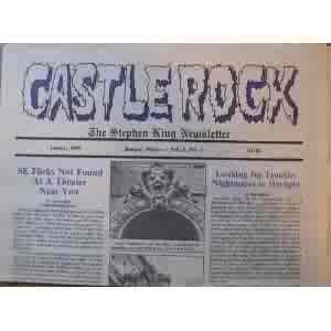 Stephen King The King Of Castle Rock The Story Of Castle Rock