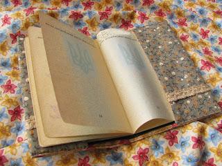 обложка, обложка на паспорт, текстильная обложка, обложка своими руками