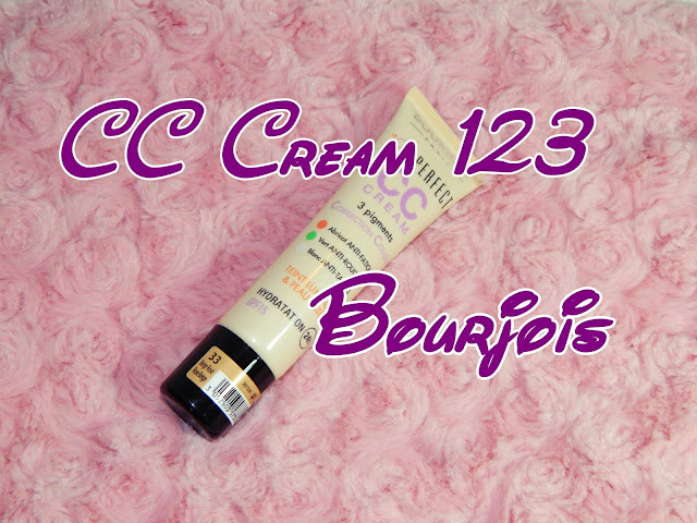 CC Cream 123 Bourjois
