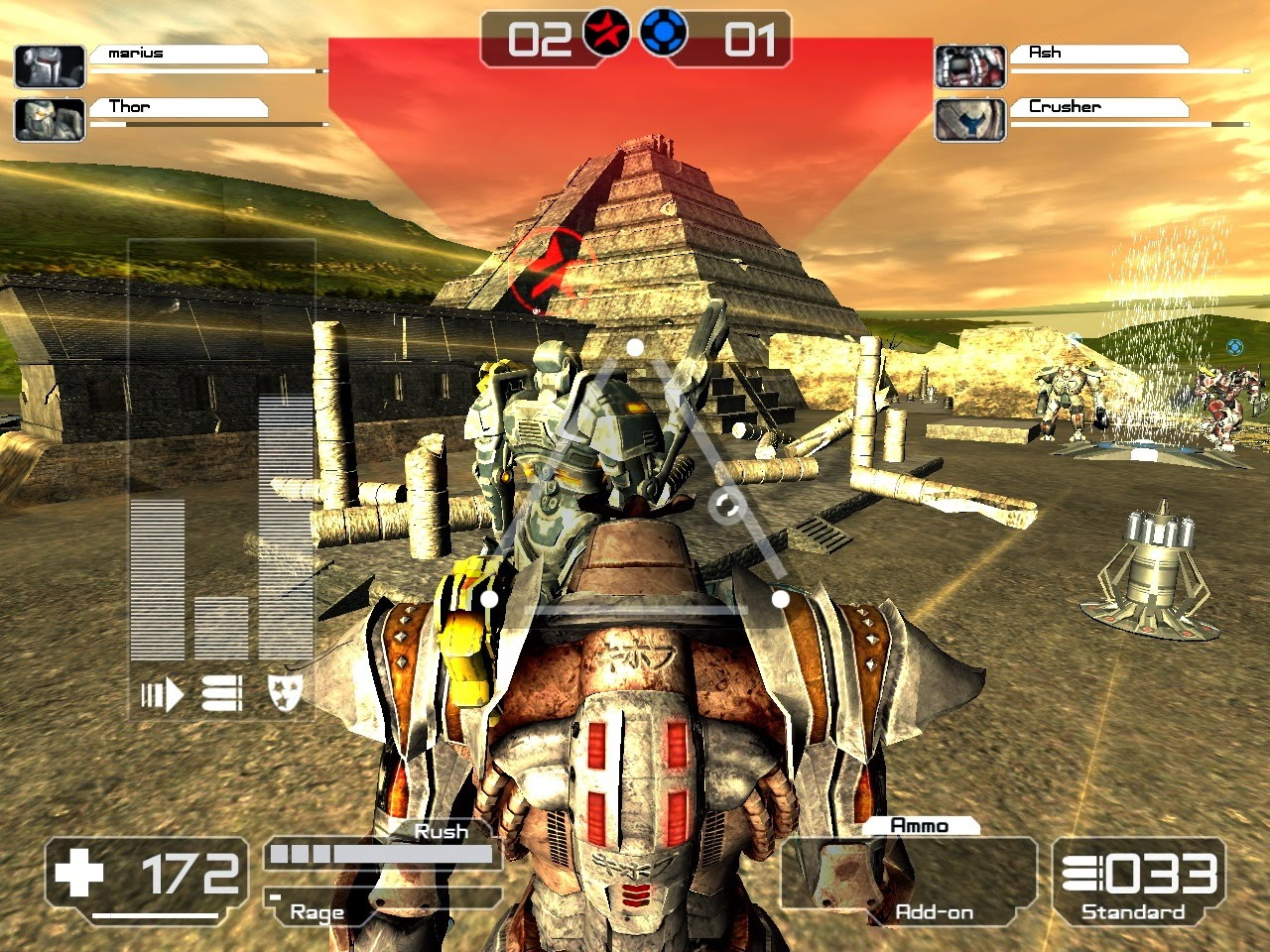 Battle Rage The Robot Wars Untuk Komputer Full Version
