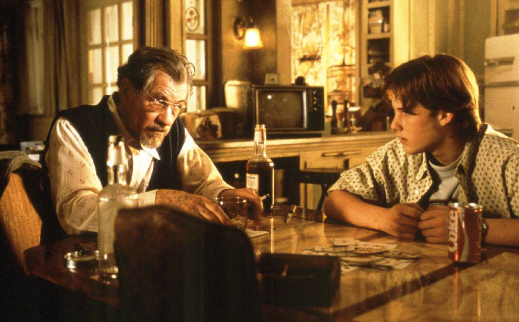 apt pupil 4 quotes from apt pupil: 'no,' he said 'i don't think anyone dies happybut you could die well.