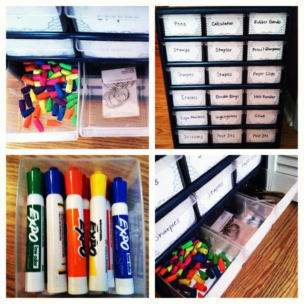 The Terrific Teacher Diy Teacher Supplies Organization
