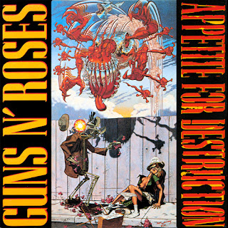 appetite for destruction gnr