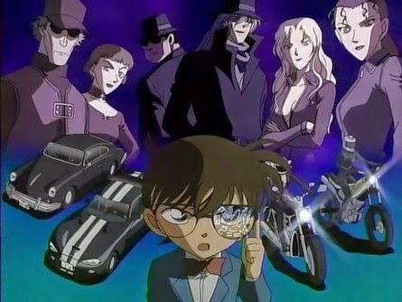 Kasus Terpanjang dalam Detective Conan