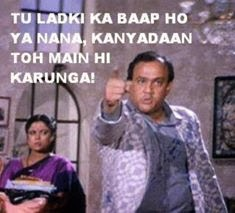 old funny pics of alok nath