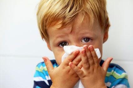 Tips Kesehatan Cara benar alami mengobati pilek flu anak bayi balita