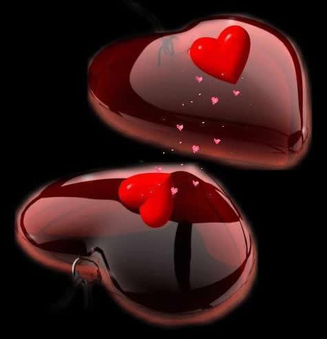 imágenes  de corazónes