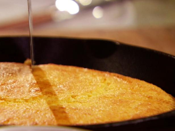 Iron Skillet Cornbread