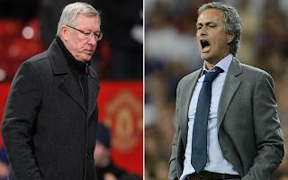 Ferguson Vs Mourinho