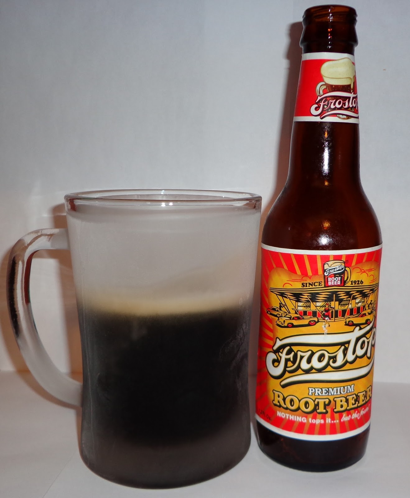 photo How to Make a Root Beer Frost