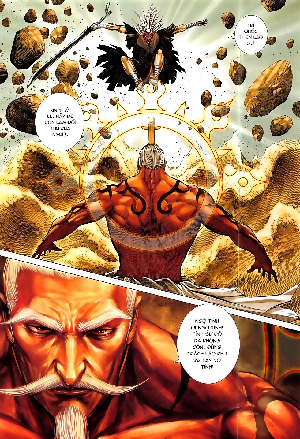 Tây Du chap 24 Trang 33 - Mangak.info