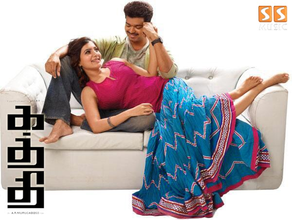 [MP3] Kaththi 2014 Tamil Audio Download
