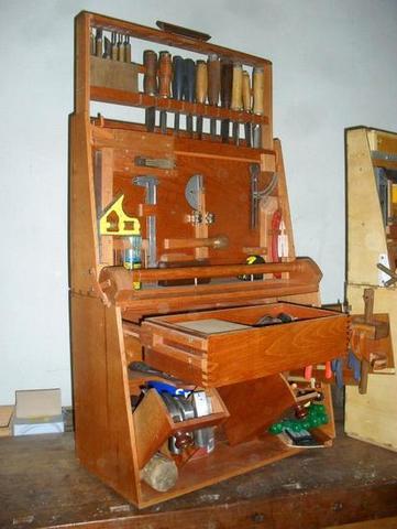 Woodlooking: Open toolboxes - 5