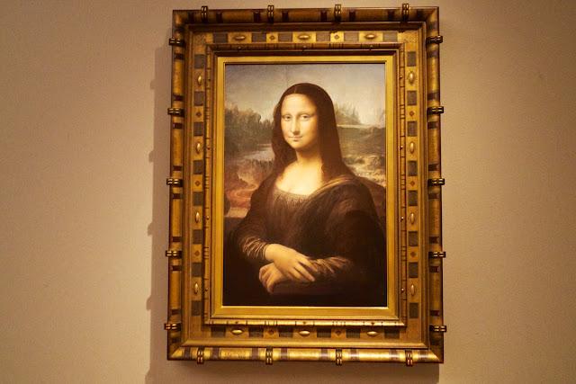 大塚国際美術館 モナリザ