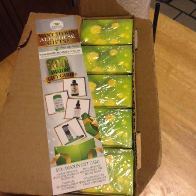 Raw Organic Sugar Free Tea