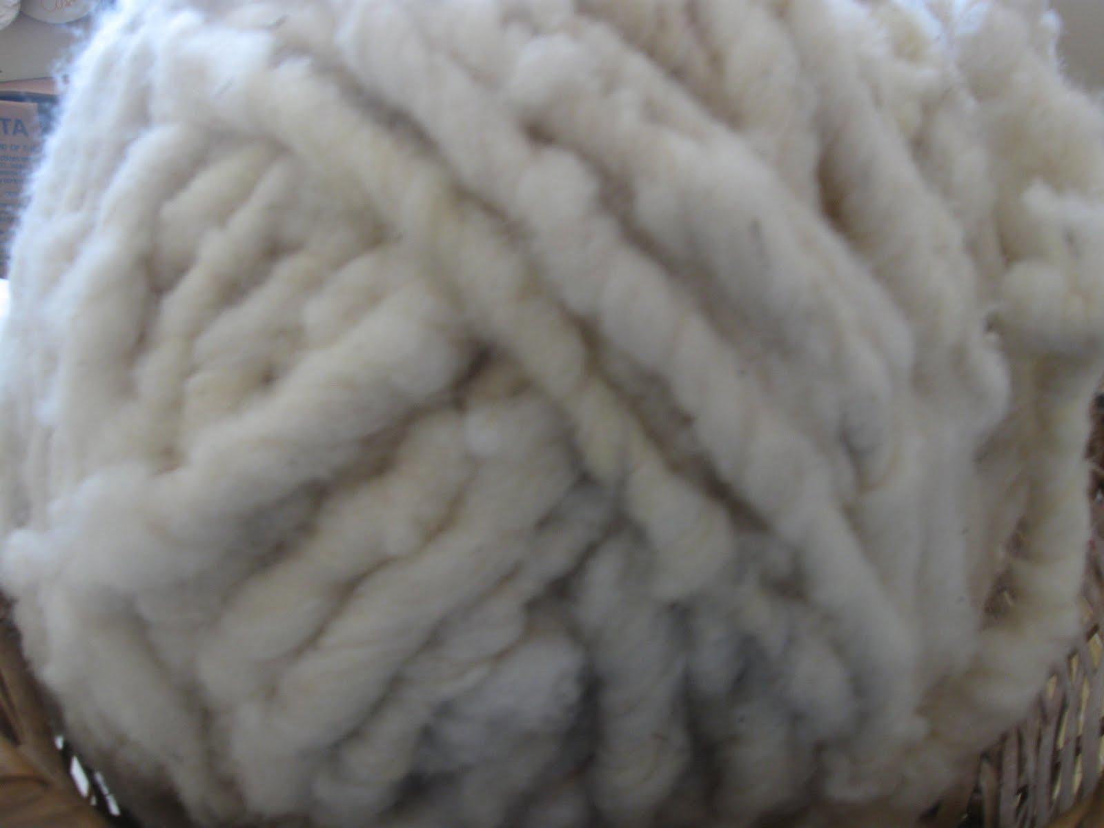 La rosa bazar lana especial para tejer en telar - Lana gruesa para tejer ...