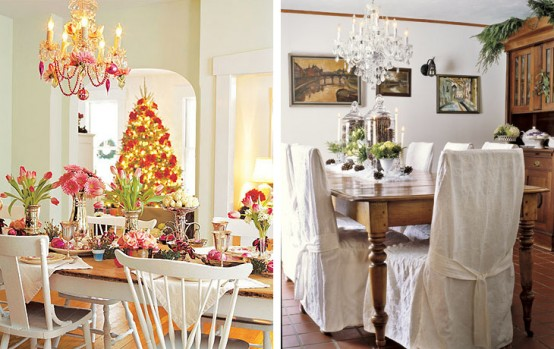Creative Christmas table decorating picture 4