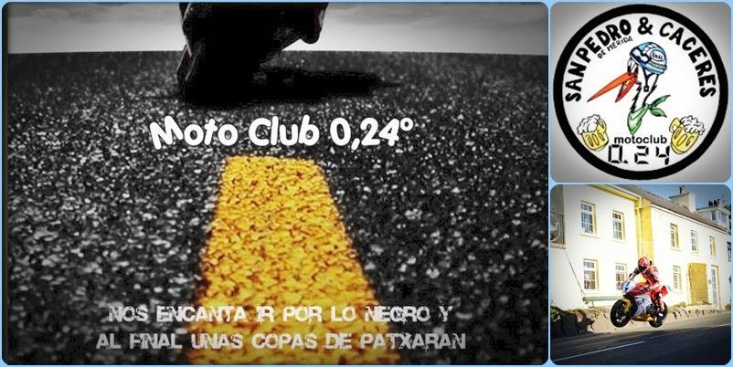 motoclub 0,24º