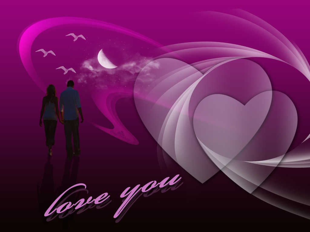 Love Wallpapers For Desktop : 3d love wallpapers for desktop See To World