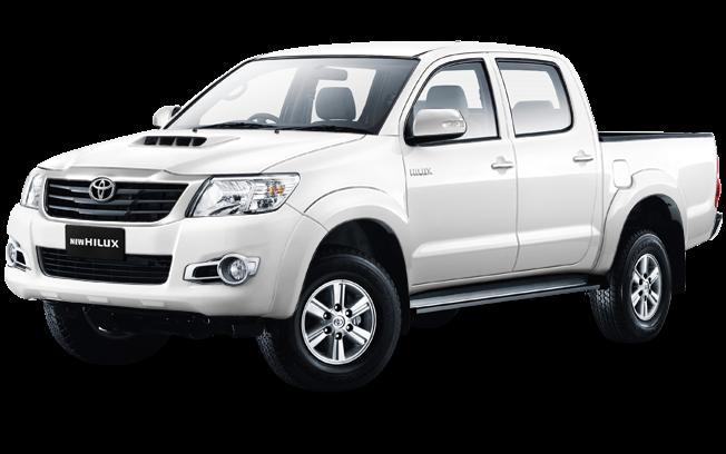 Harga Toyota New Hilux 2013