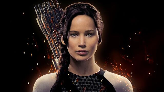 Jennifer Lawrence Juegos del Hambre