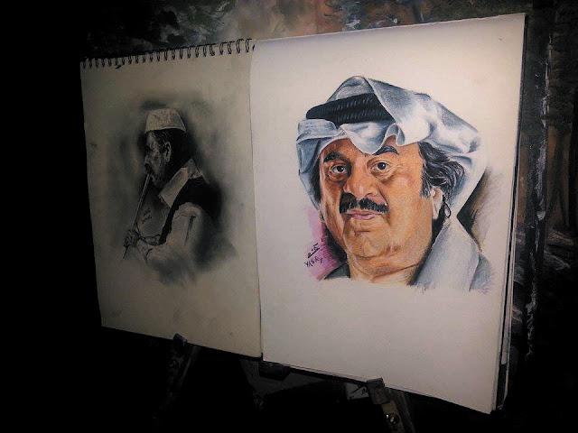 احدث الاعمال للفنان عبد الحسين عبد الرضا