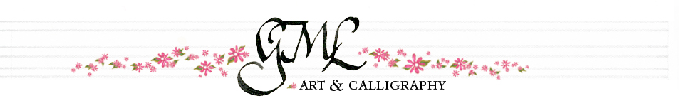 GML ~ Art and Calligraphy