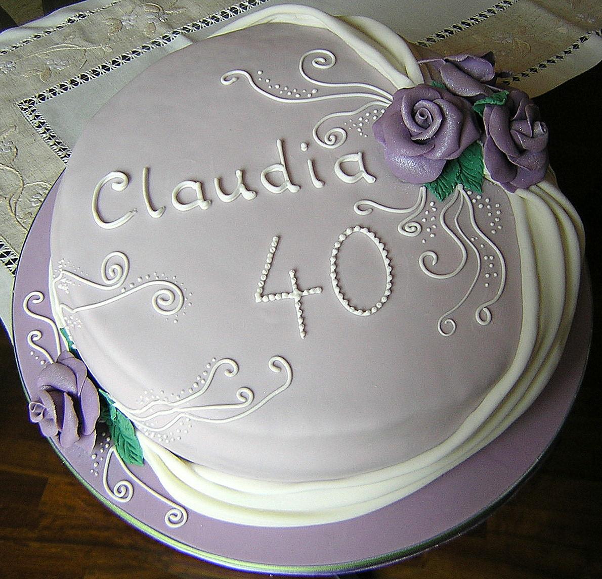 """Amato Le torte creative di Claudia Prati: Torta """"classica"""" per un  GG52"""