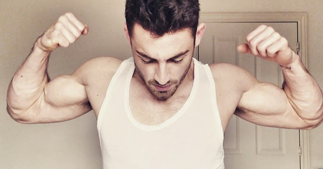 How to Get Ripped Biceps Without Using Protein Shakes.
