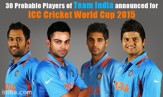 ICC World Cup 2015 (ODI)