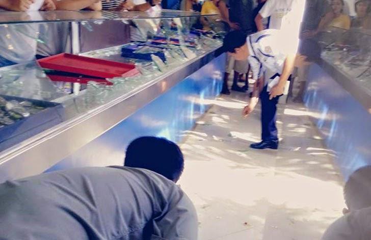 Panabo Pag-asa Pawnshop Robbery
