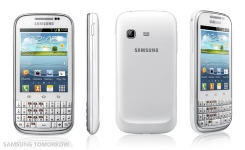 Samsung Galaxy Chat Qwerty B5330