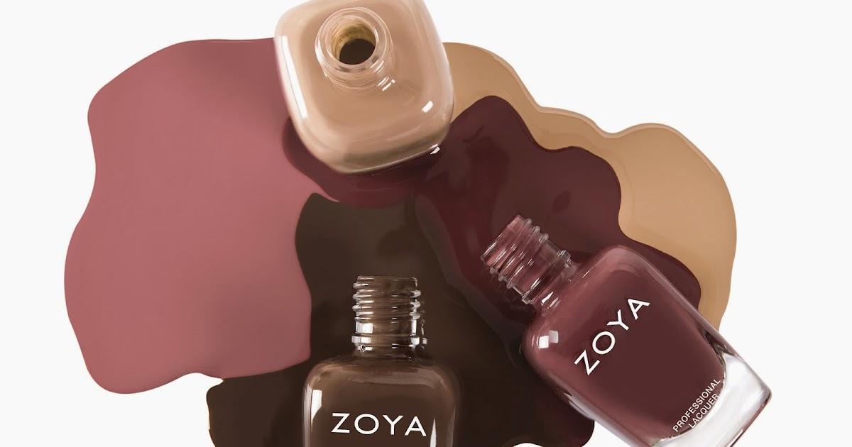 Enamel girl zoya naturel deux collection press release for A nu u transitional salon