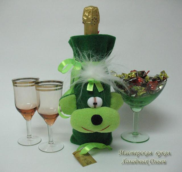 Обезьяна зеленая