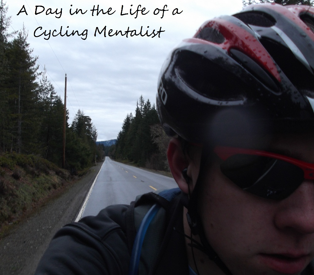 A Day in the Life of a Cycling Mentalist