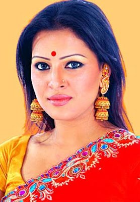 Bangladeshi model actress Tinni