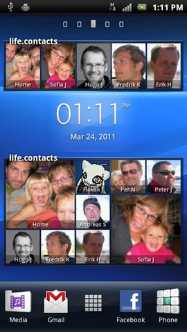 life.contacts beta android app