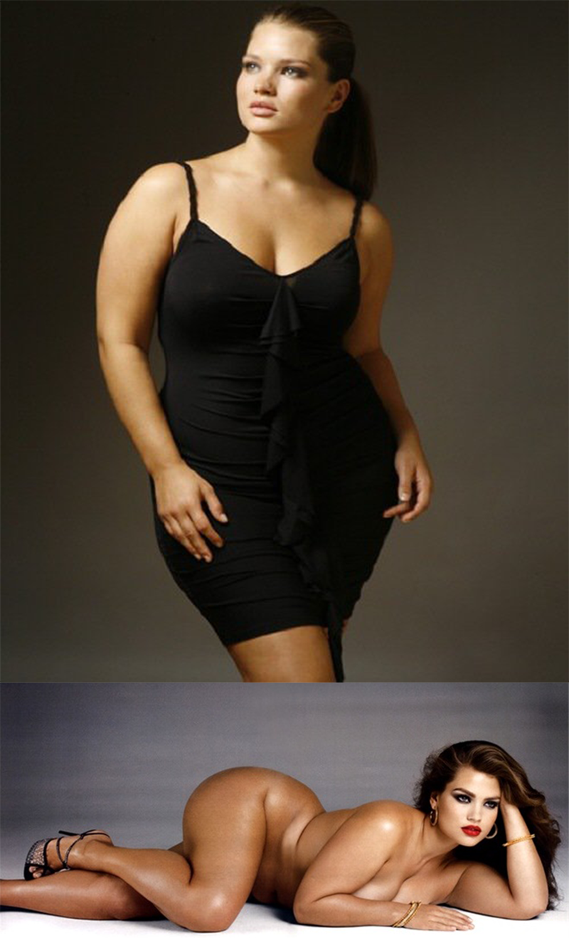 Plus size models very hot and sexy plus size models