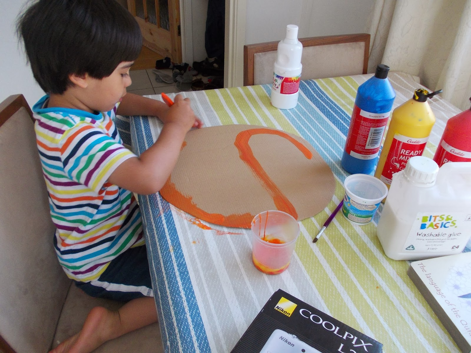 Early years craft