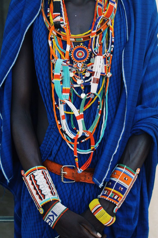 Safari Fusion blog | African bangles | Maasai, Kenya