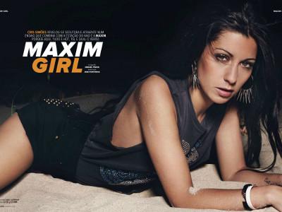 Cris Simões Maxim Girl #7