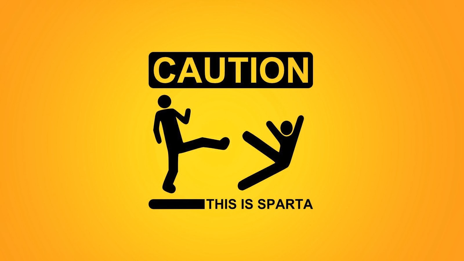 Fotografias Comicas - This is Sparta!