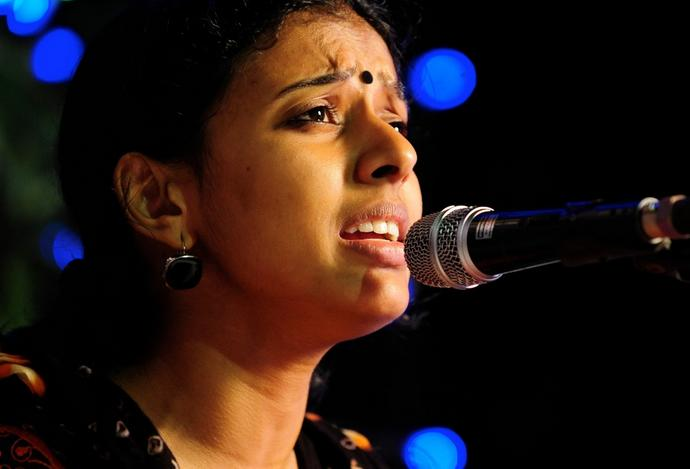 Gazal Concert by Sithara Krishnakumar