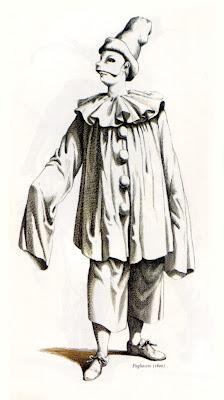 Pagliaccio, 1600
