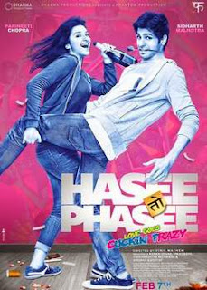Hasee Toh Phasee hindi movie