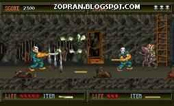splatter house java games