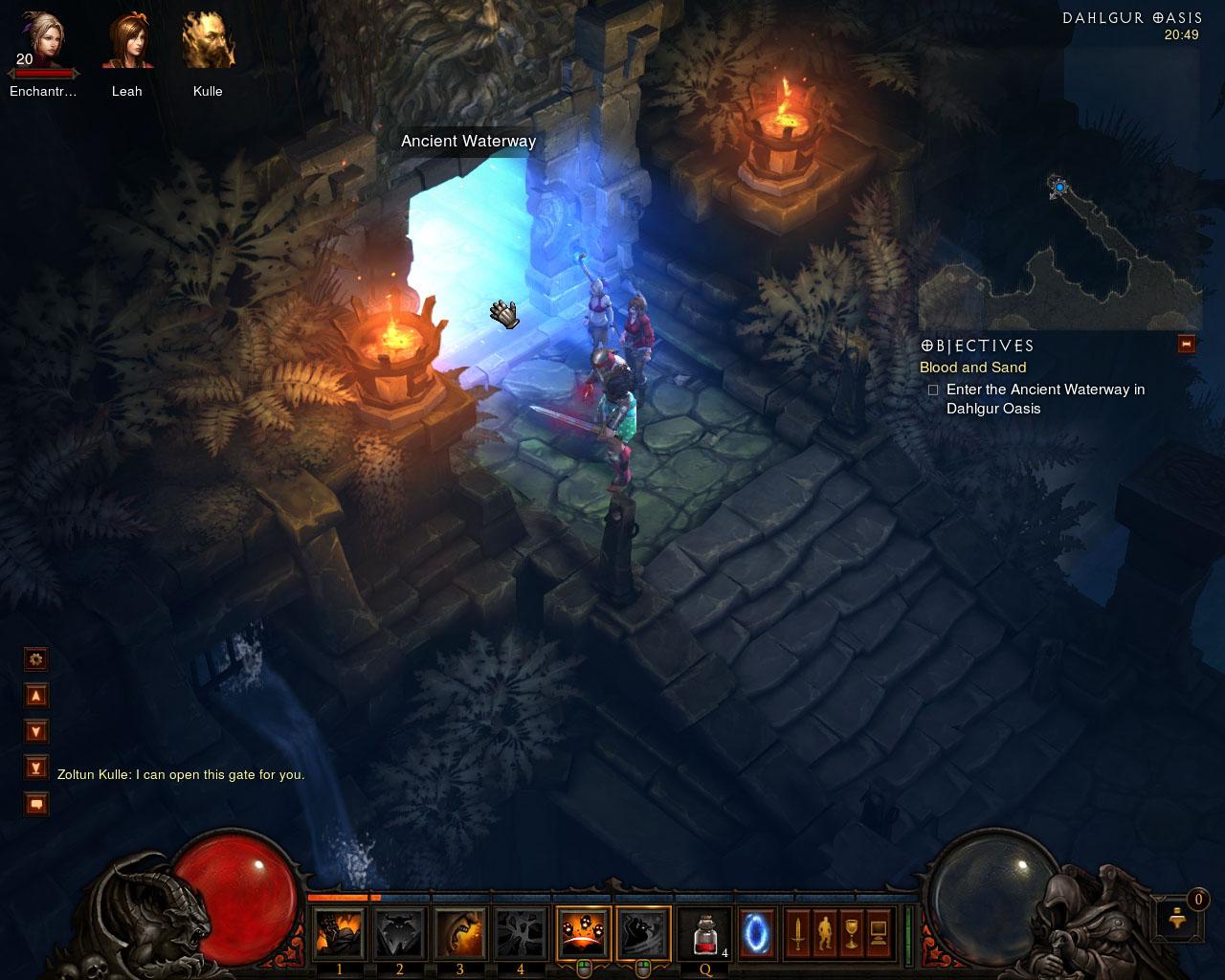 Zauberin - Spielguide - Diablo III